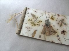 Handmade wall journal hand made by plad on Etsy, $23.00  http://www.etsy.com/treasury/MTAzNTMyODV8MjcyMDEwMjc5NQ/touch-of-beauty