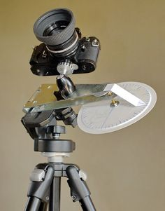 Build a Hinge Tracker for Astrophotography - Gary Seronik