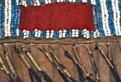 Pitt Rivers Blackfoot Leggings Photographs | Blackfoot Digital Library