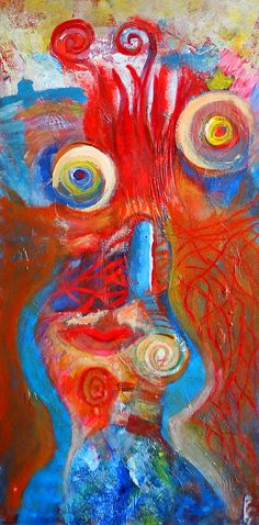 ACRYLIC PAINTINGS FROM AMAZING FINE ART LONDON Visit our website: www.amazingfineartlondon.com  Title: BEAUTIFUL WOMEN POEM Artist: Bea Barkos Material: Acrylic on wood fiber Dimensions: 100 x 52 cm  We are shipping worldwide.