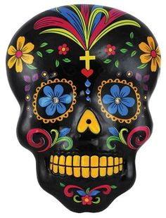 Day of the Dead Skull More