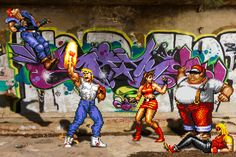 Real Bits Streets of Rage