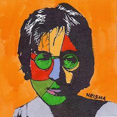 personal site for design, pop art, photography and macrame & kumihimo bracelets Pop Art Portraits, John Lennon, Macrame, Photography, Photograph, Fotografie, Photoshoot, Fotografia