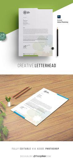 Creative Letterhead