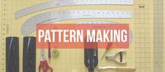 Pattern Making Basics
