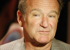 """Actor Robin Williams speaks to reporters at a press conference for """"Campaign For a New G.I. Bill"""" in Beverly Hills, Calif. on Sunday, June 22, 2008."""