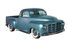1949 Studebaker Pickup - Custom Classic Trucks Magazine