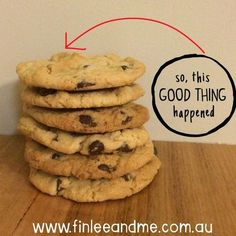 Best choc-chip cookies in the Thermomix!