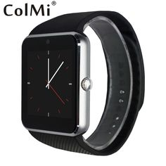 ColMi Smart Watch GT08 Clock With Sim Card Slot Push Message Bluetooth Connectivity Android Phone Smartwatch GT08     FREE Shipping Worldwide     Get it here ---> https://hightechboytoys.com/colmi-smart-watch-gt08-clock-with-sim-card-slot-push-message-bluetooth-connectivity-android-phone-smartwatch-gt08/