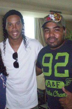 Visão La Flora: DJ amigo de Ronaldinho Gaúcho que animava festas d...