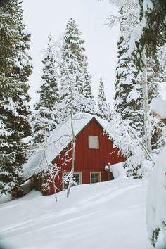 Was gibt es besseres, als aufzuwachen und zu sehen, dass es schneit? Der Countdown zu Weihnachten beginnt!