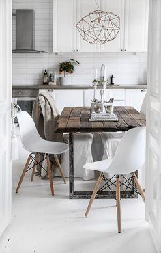 SHOPPING LIST: 20 стульев для скандинавского интерьера | IVOREE