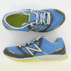 New Balance TRAIL RUNNER WT310BL Blue/Lime