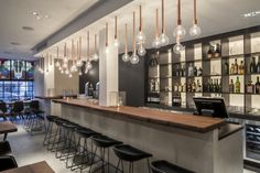 PUBLIQUE Bistro by Robert Kolenik, The Hague – The Netherlands » Retail Design Blog
