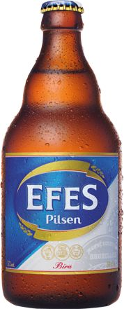 EFES-so good and refreshing! My American husband's fave Turkish drink ;) after raki!!