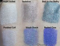 Asylum by Meow Cosmetics – Review and Swatches