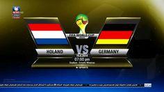 (Vizrt) Kurdsat News Fifa World Cup 2014 Graphics.