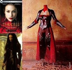 The Cell (2000) costumes wardrobe Original Jennifer Lopez Armor Costume