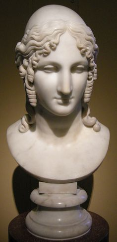 Antonio Canova - Helena di Troia.