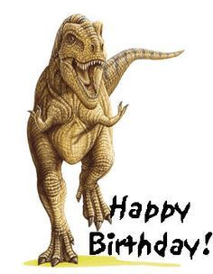 Magic image for dinosaur birthday card printable