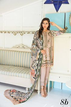 e49eea7f6680 Sobia Nazir Winter Collection 2018-19 - PK Vogue  sobianazir  shalwarkameez   pakistanistyle  pakistanidress  pakistanifashion  winter