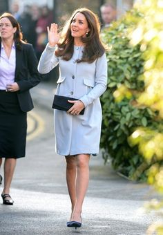 Kate Middleton Photos: Kate Middleton Attends a Coffee Morning — Part 2