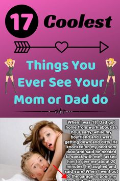 Coolest Things You Ever See Your Mom or Dad do. Taurus Man In Love, See You, Knock Knock, My Boyfriend, Mom And Dad, Weird, Dads, Funny Memes, Relationship