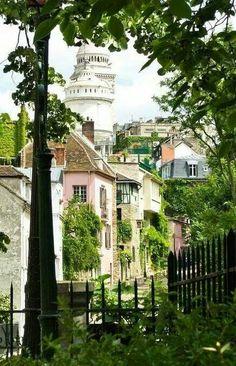 Montmartre -  França