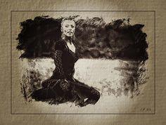 Flamenco Photograph by Jean Francois Gil