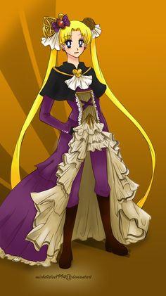 Steam Punk Sailor Moon