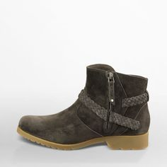 Teva® Canada Women's De La Vina Ankle - Suede Ankle Boots | Tevaonline.ca