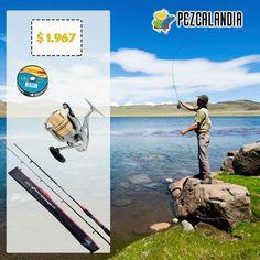 Franquicia PEZCALANDIA #outdoor #leisuretime #fish #franchising #franquicias #entrepreneur #startups www.fgroupargentina.com www.saporosionfranchising.com