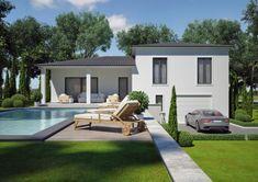 Azur Logement Provençal vous présente son nouveau modèle contemporain exclusif demi-niveau de 100M2 : AGATE qui s'adaptera à votre terrain pentu ou en restanques dans le Vaucluse 84 ou les Bouches du  [...]