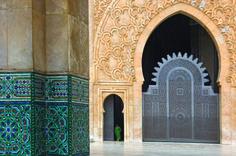 mihrab of hassan 2 mosque ile ilgili görsel sonucu Hassan 2, Casablanca, Mosque, Hue, Worship, Mystic, Exterior, Tours, World