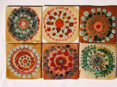 Keramika - Obkladačka Kaleidoskop - 459154