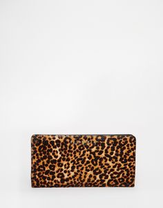 Ted+Baker+Leopard+Print+Exotic+Crosshatch+Purse