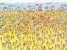 photo relating to Where's Waldo Printable titled Wheres Waldo
