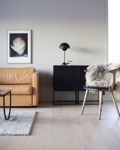 Live A Little, Scandinavian Style, Ottoman, Chair, Sofa, Interior, Living Rooms, Furniture, Palette