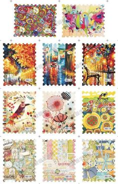 Vintage-Stamps-Nail-Art-Decals-Water-Transfer-Stickers-DIY-Decoration-Tips