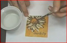 Paint with bleach on your stamped cards very cool, might be a good idea for the placecards