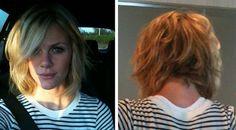 Brooklyn Decker's Bob Hair Cut