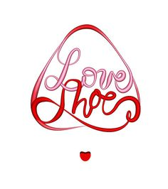 identity design by Maria Vittoria Benatti, Love Shoes