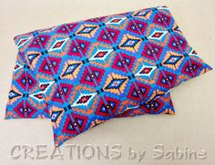 Microwave Corn Pillow, Heating Pack, Hot Cold Heat Wrap, washable cover, Native American Pattern, Indian South Western READY TO SHIP 95. $14.00, via Etsy.