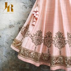 It s all in the details! JayantiReddy JayantiReddyLabel Details Embrodiery Lehenga BridalLehenga 14 September 2016