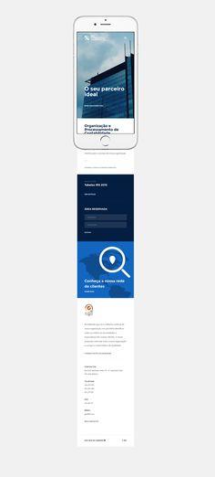 3RV Website Redesign on Behance