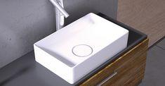 כיור מונח קטן לשרותי אורחים פלופי 27/42 Floating Nightstand, Sink, Furniture, Home Decor, Floating Headboard, Sink Tops, Vessel Sink, Decoration Home, Room Decor