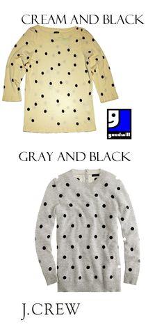 Goodwill JCrew Sweater