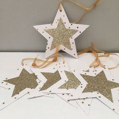 A personal favourite from my Etsy shop https://www.etsy.com/uk/listing/569981893/handmade-star-gift-tags-pack-of-5