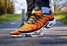 Nike air max plus tn og tiger trainers is unique, its personal design will make you stand out in the crowd! Tn Nike, Nike Air Max Tn, Cheap Nike Air Max, Nike Air Max Plus, Cheap Nike Trainers, Adidas, Air Max Sneakers, Sneakers Nike, Baskets
