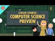 Crash Course Computer Science Preview - YouTube
